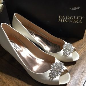 Badgley Mischka Nikita shoes
